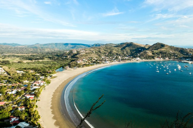 San Juan del Sur est un passage obligé... (PHOTO CHARLES-ÉDOUARD CARRIER, COLLABORATION SPÉCIALE)