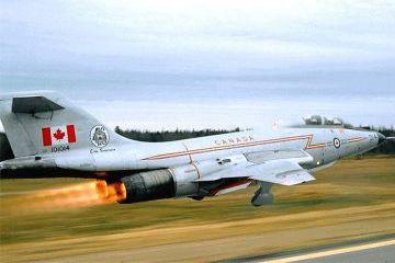 Un CF-101 Voodoo...