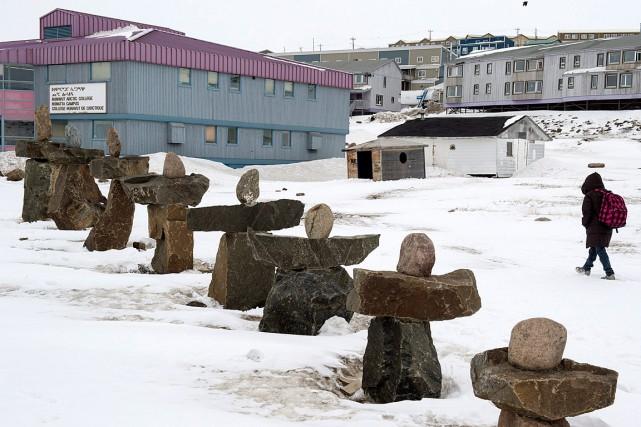 Le Nunavut n'a jamais réussi à avoir un... (Photo Paul Chiasson, PC)