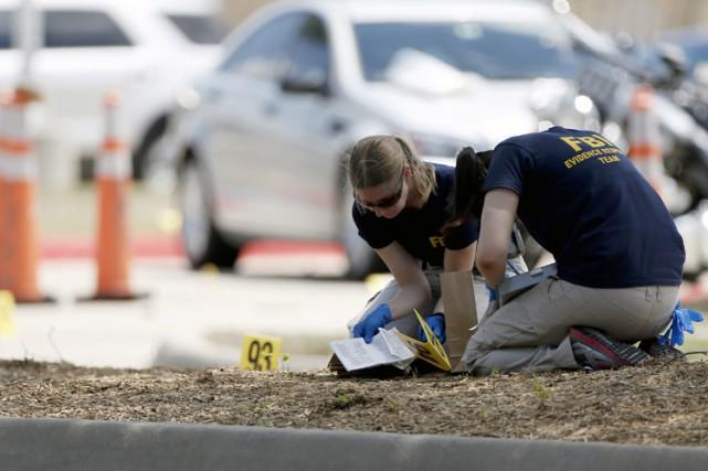 L'incident de dimanche s'est produit juste devant le... (PHOTO AP)