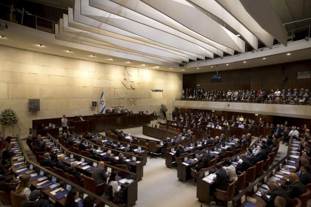 Le parti Shass recevra les ministères de l'Économie,... (Photo: Reuters)