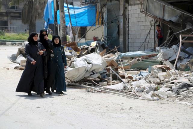 Plus de 220 000 personnes ont été tuées... (Photo: Reuters)