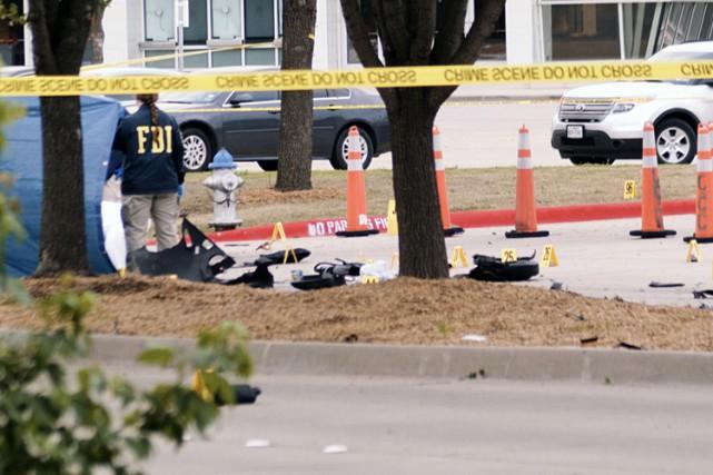 Le FBI annonce régulièrement l'arrestation et l'inculpation de... (Photo: AFP)