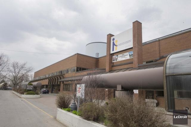 L'Hôpital général de Hawkesbury... (Martin Roy, Archives Le Droit)