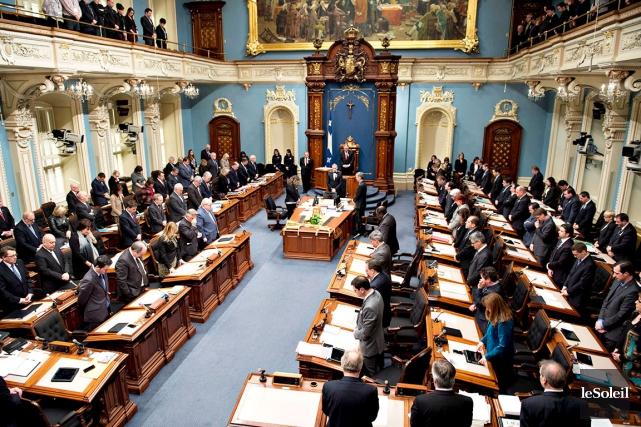 L'augmentation de l'indemnité de base des députés n'a... (Photothèque Le Soleil)