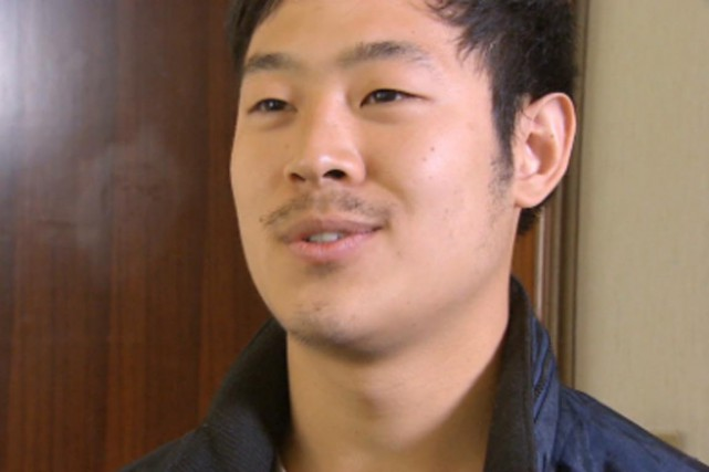 Won Moon-joo a raconté à CNN avoir franchi... (IMAGE CNN)