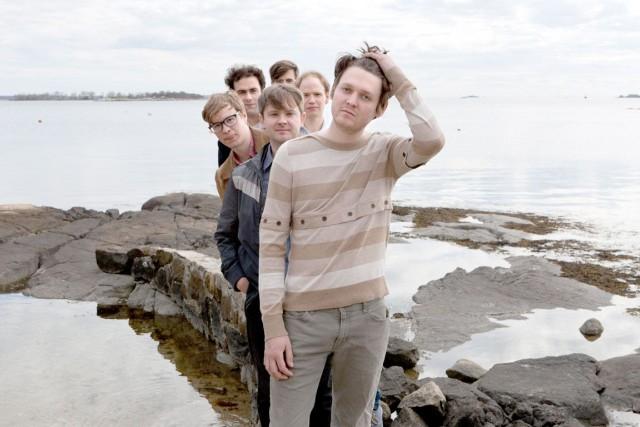 Le groupe américainBeirut lancera sa tournée à Montréal... (Photo FEQ)
