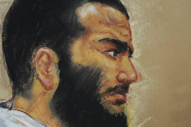 Omar Khadr en 2008.... (Photo Janet Hamlin, Archives AP)