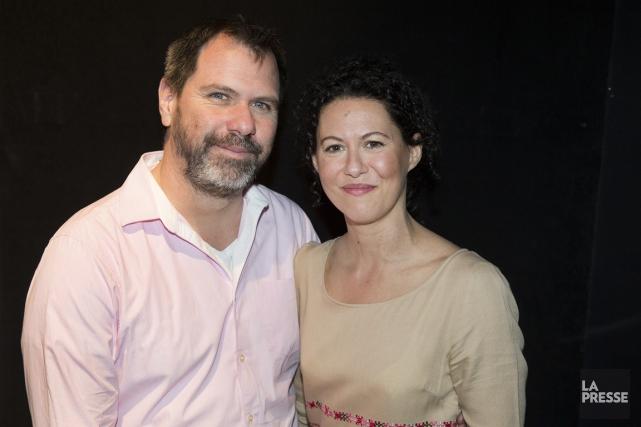 La nouvelle série de Radio-Canada, intitulée Ruptures, est... (Photo Robert Skinner, La Presse)