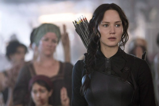 The Hunger Games: Mockingjay - Part 1... (PHOTO FOURNIE PAR LIONSGATE)