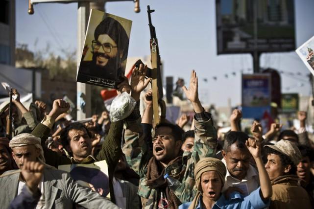 Le Front al-Nosra et des groupes rebelles islamistes... (Photo: AP)