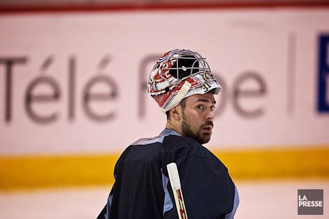 Carey Price pourrait quitter Las Vegas les mains pleines, en juin prochain. En... (Photo André Pichette, archives La Presse)