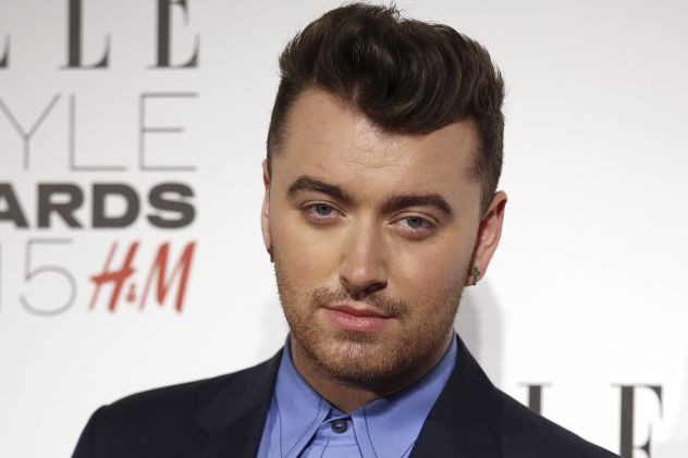 Sam Smith... (Photo: archives AFP)