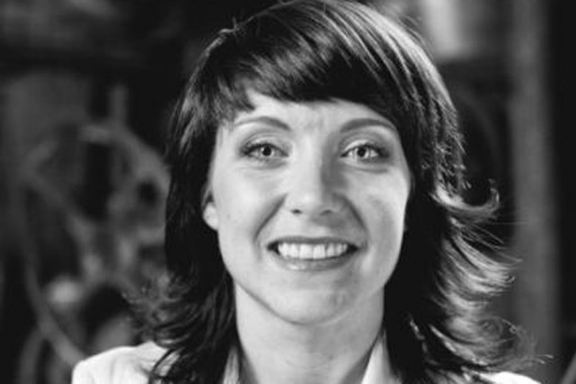 Valérie Bourgeois vient d'être élue à la tête...