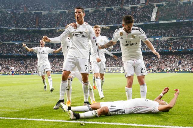 Le magazineForbesestime que le Real Madrid a une... (Photo Juan Medina, Reuters)