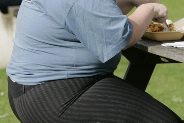 La prévalence de l'obésité a plus que doublé... (Photo Kirsty Wigglesworth, AP)