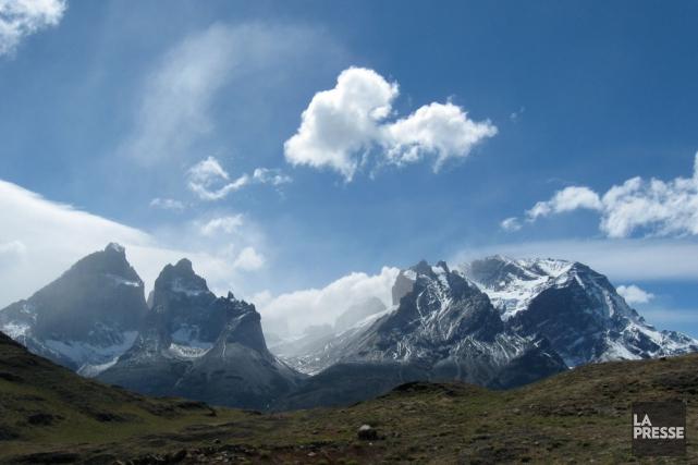 Le parc Torres del Paine, situé à environ... (Photo Marie Tison, La Presse)