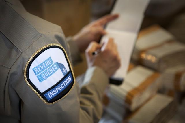 Des enquêteurs de Revenu Québec sont déployés dans la région, notamment à... (Photo tirée du site internet de Revenu Québec)