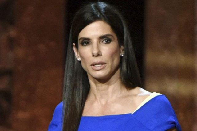 Sandra Bullock... (Photo: archives AP)