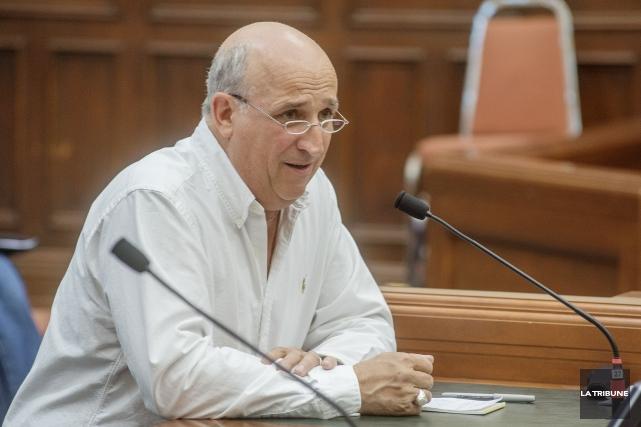 Pierre Morency... (Imacom, Frédéric Côté)
