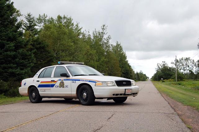 La police à Terre-Neuve-et-Labrador a annoncé mercredi que le danger avait été... (PHOTO ARCHIVES LA PRESSE CANADIENNE)