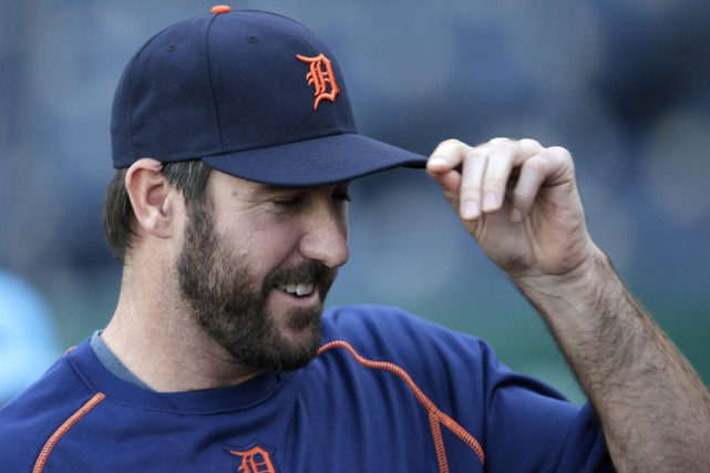 Justin Verlander... (Photo d'archives, AP)