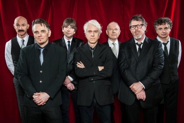 Le groupe lancera sa tournée nord-américaine à Québec.... (Photo Press Session)