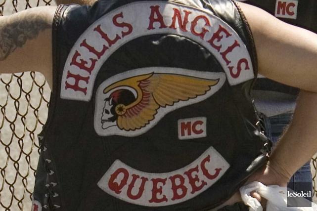 Quatorze membres des Hells Angels accusés dans le superprocès SharQc ont plaidé... (Photothèque Le Soleil)