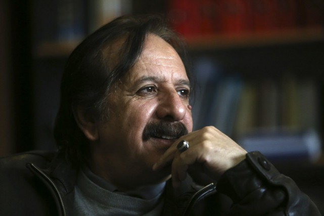 Le cinéaste iranien Majid Majidi... (PHOTO ARCHIVES AP)