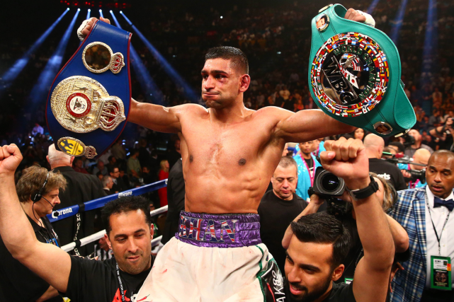 Amir Khan... (Photo Mark J. Rebilas, archives USA Today)