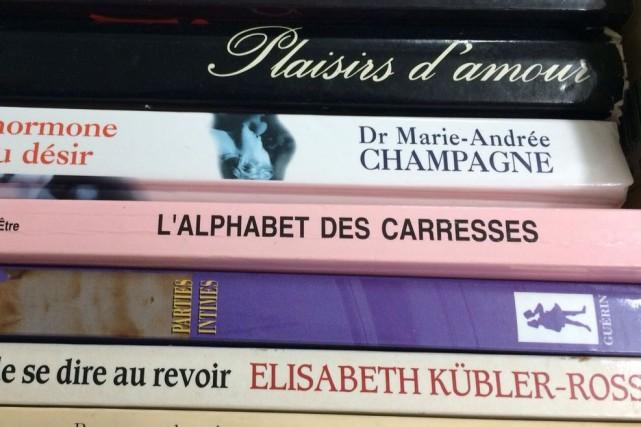 Ce n'est pas un très bon signe quand un livre porte le titre d'«alphabet» et... (Photo fournie)