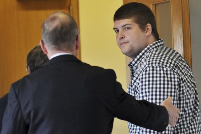 Martin Saint-Gelais a été condamné à 6 mois... (Rocket Lavoie)