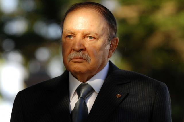 Chantier phare de la présidence Bouteflika (notre photo),... (PHOTO AFP)