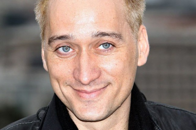 Le DJ allemand Paul van Dyk... (PHOTO VALERY HACHE, AFP)