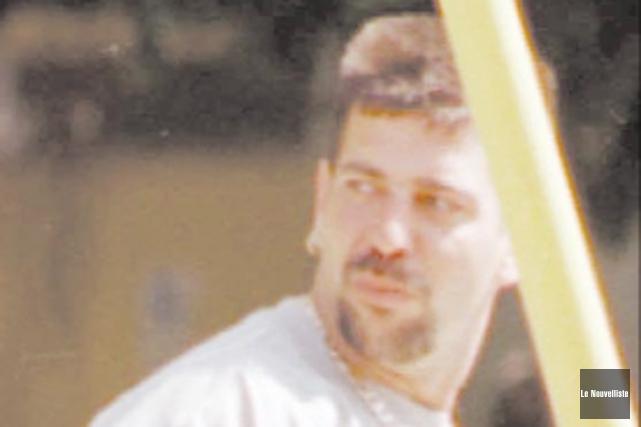 Richard Rousseau en 1999. Il a été tué... (Photo: Archives, Le Nouvelliste)