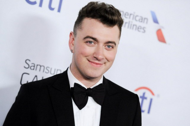 Sam Smith a précisé que selon les médecins,... (Photo Richard Shotwell/Invision, AP)