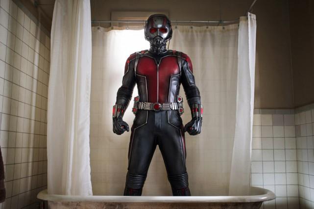 Ant-Manraconte l'histoire d'un criminel repenti qui, pour venir... (Photo fournie par Marvel)