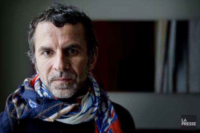 Le réalisateur de La famille Bélier, Éric Lartigau,... ((PHOTO La presse, MARCO CAMPANOZZI))