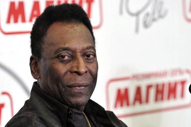 Pelé s'est soumis à une prostatectomie transurétrale, habituellement... (PHOTO ARCHIVES AFP)