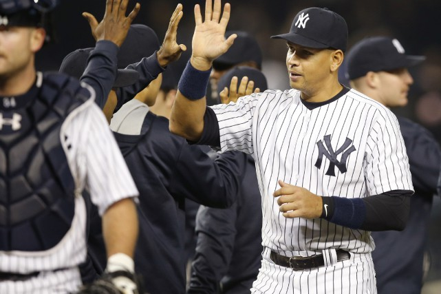 Alex Rodriguez... (Photo Kathy Willens, AP)