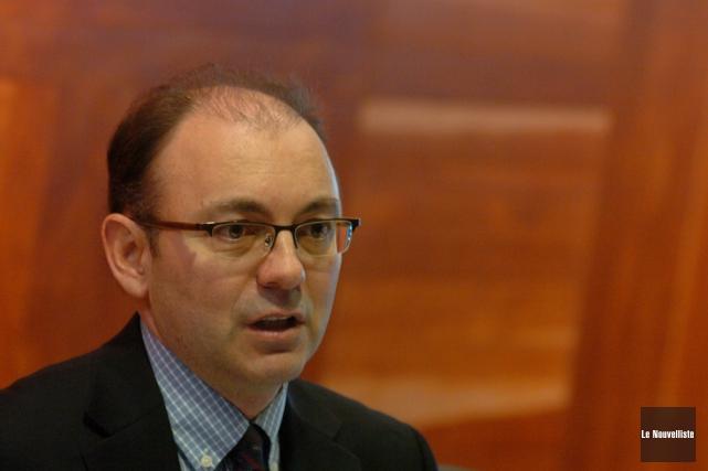 Yvon Boivin, président de la Coalition d'aide aux... (Photo: Archives, Le Nouvelliste)