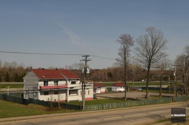 Le bunker des Hells Angels de Trois-Rivières sera... (Photo: François Gervais, Le Nouvelliste)