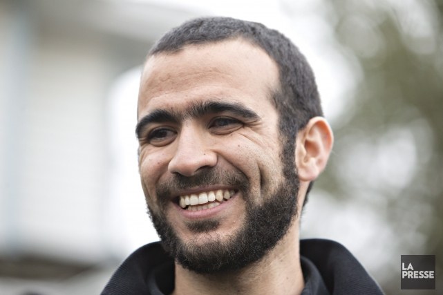 Omar Khadr... (Archives, La Presse Canadienne)