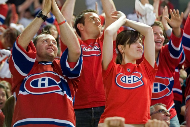La Ligue nationale de hockey l'admet: le marché... (Photo Graham Hughes, archives La Presse canadienne)