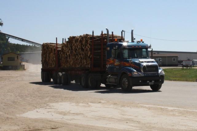 Produits forestiers Mauricie (PFM) à LaTuque a pris...