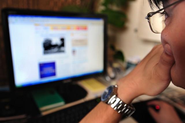 Les principales sociétés de télécommunications et les géants d'internet ne... (PHOTO ARCHIVES AFP)
