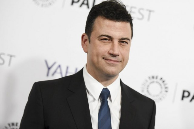 Jimmy Kimmel... (PHOTO ARCHIVES AP)