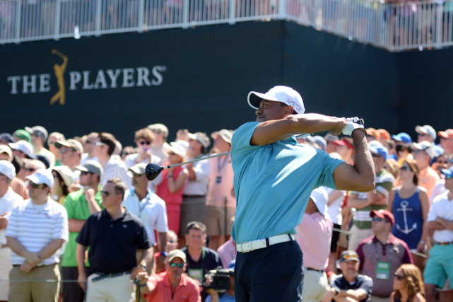Tiger Woods... (Photo Jake Roth, USA Today)