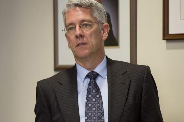 Jean-Pierre Blais, président du Conseil de la radiodiffusion... (Photo: La Presse Canadienne)