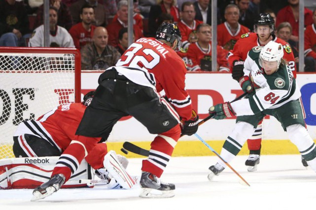 Michal Rozsival a subi une fracture de la cheville... (Photo Jerry Lai, archives USA TODAY Sports)